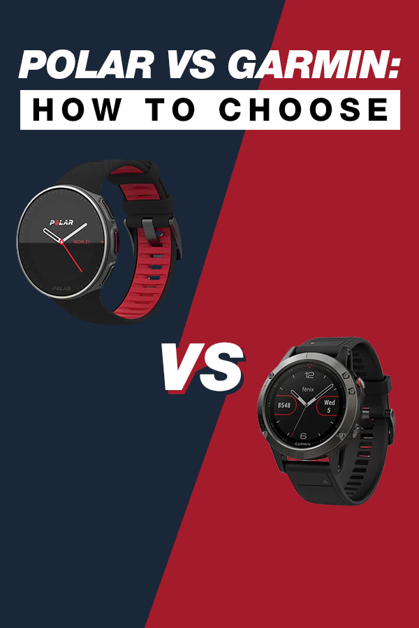 compare GPS watches