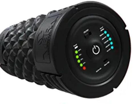 vibrating foam roller for runners