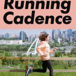 running cadence