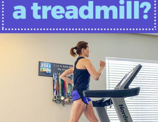 Slower on Treadmill