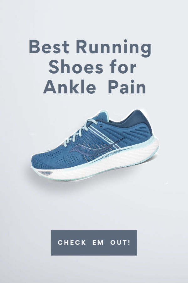 best shoes ankle pain