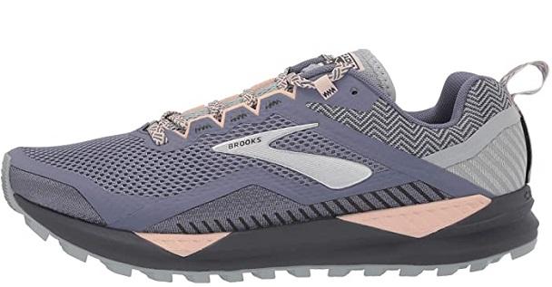 brooks trail shoe