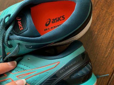 Asics Heel