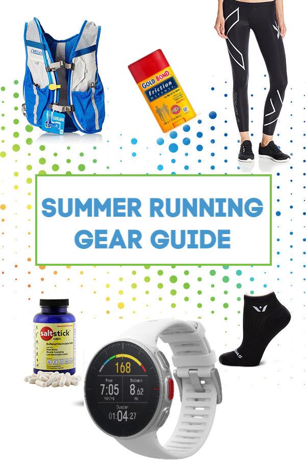 summer running gear
