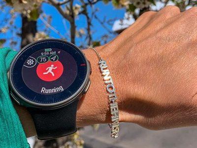 running bracelet