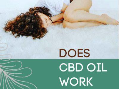 CBD oil cramps