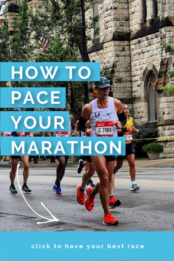 Marathon Pacing Tips