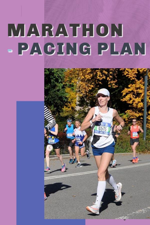 Marathon Pacing Strategy
