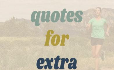 Endurance Quotes