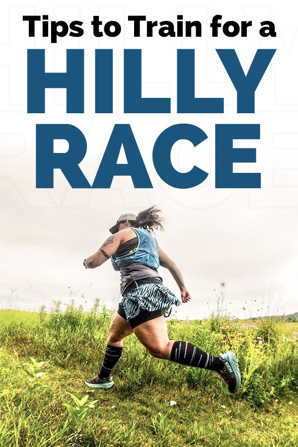 Train for a Hilly Race