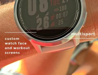 Coros GPS Watch Review