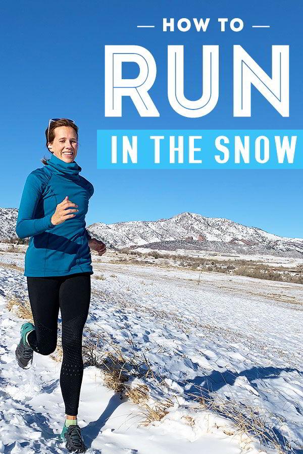 Snow run tips