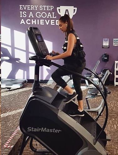 stair climbing workouts