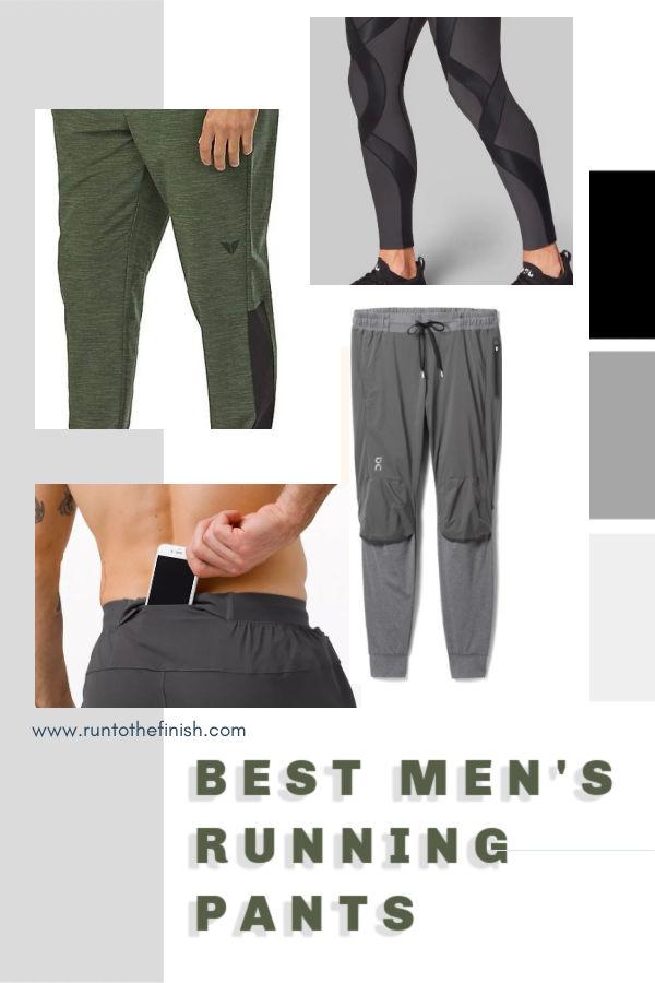 Best Men's Running Pants