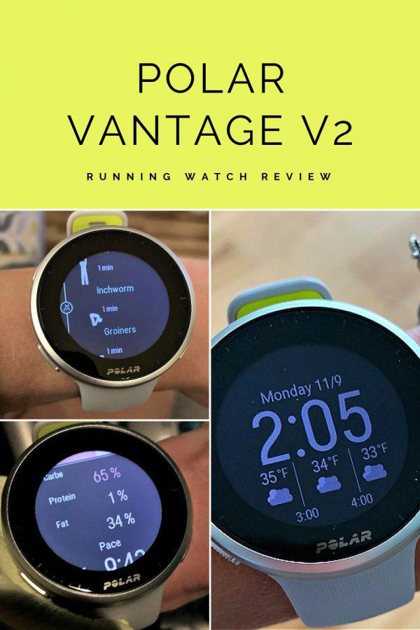 Polar Vantage V2 Review