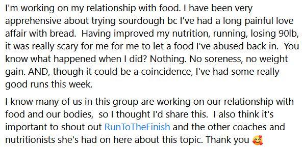 food mindset