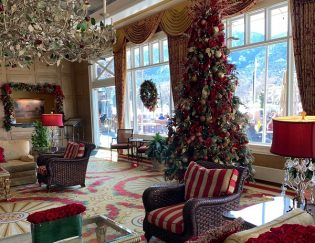 Broadmoor Colorado Springs Christmas