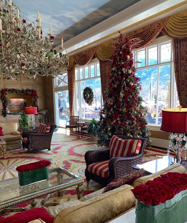 Broadmoor Colorado Springs Christmas