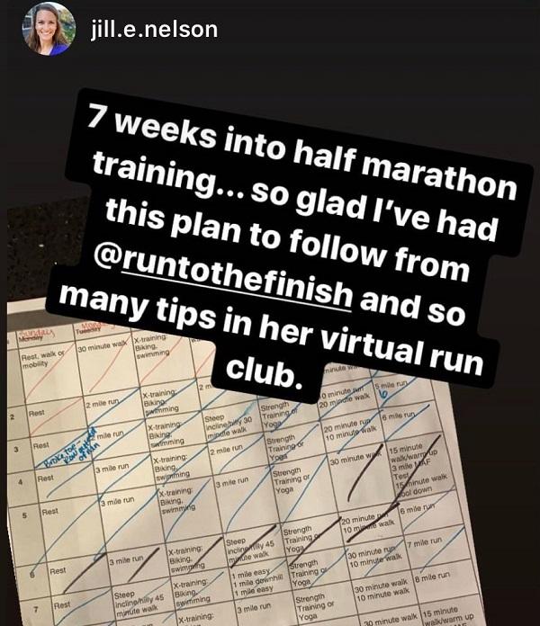 group half marathon