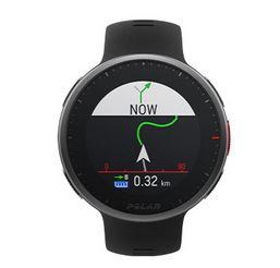 GPS running maps