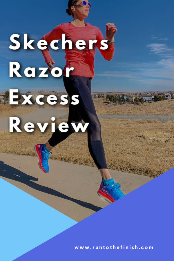 Skechers Razor Excess Review