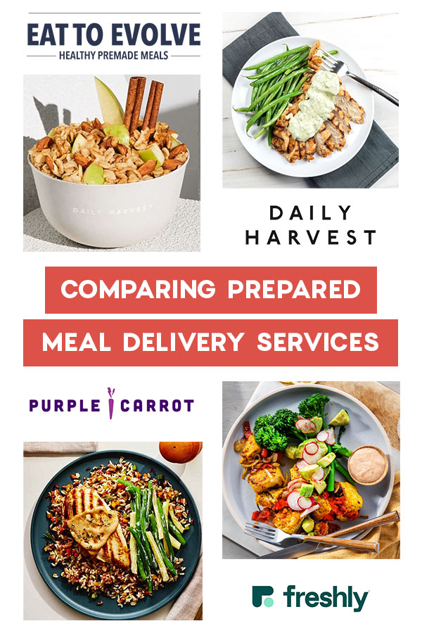 Daily Harvest vs Freshly | comparing prepared meal delivery