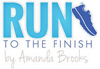 Run to the Finish Logo