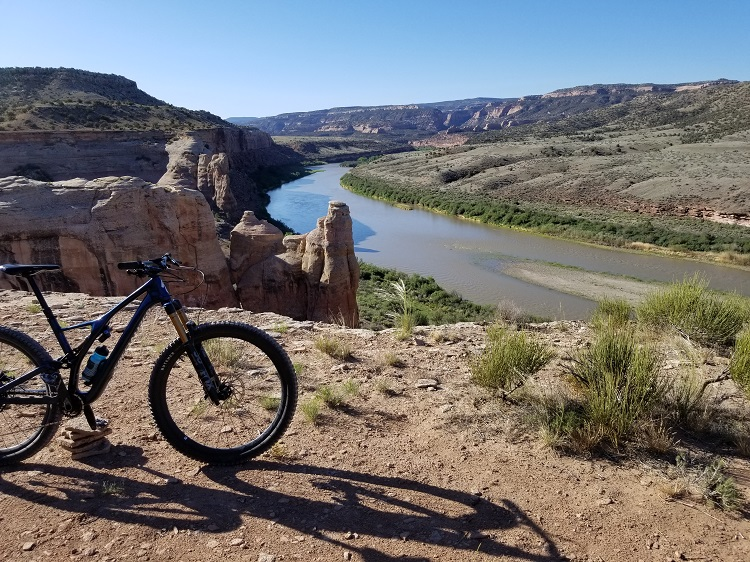 Kokapelli Mountain Bike