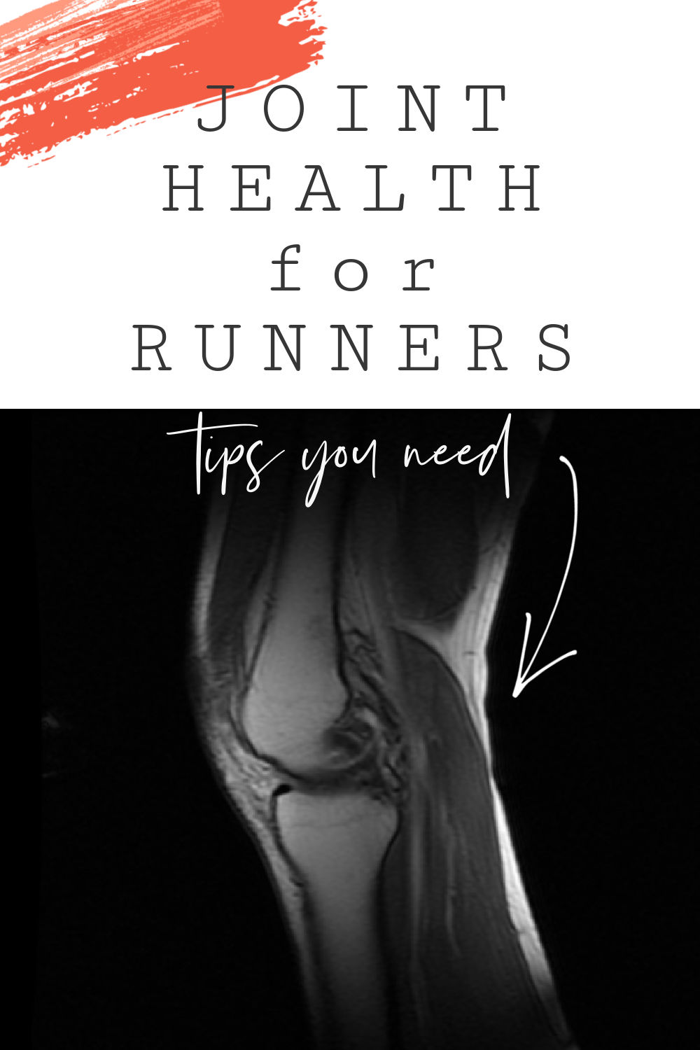 Joint Health for Runners and tips