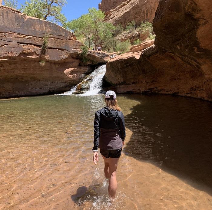 Mill Creek Falls Hike
