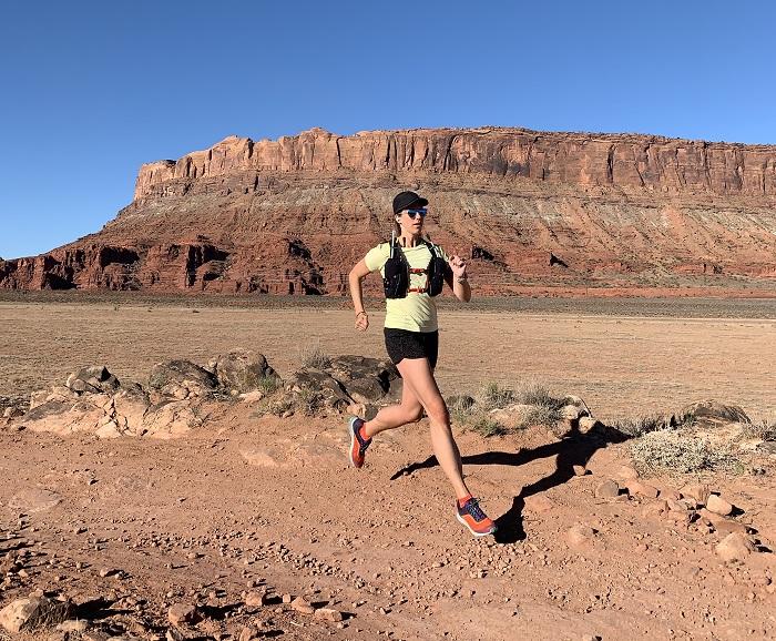 trail runs in Moab