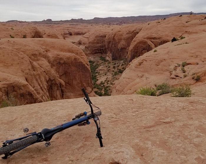 slickrock bike trail moab