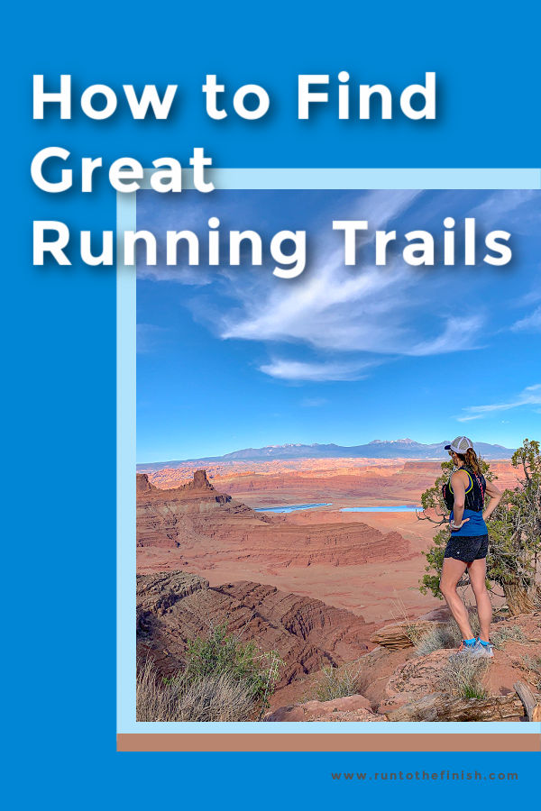 How to Find Running Trails
