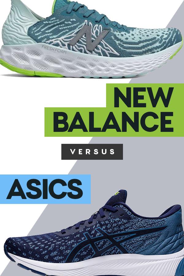 New Balance vs ASICS