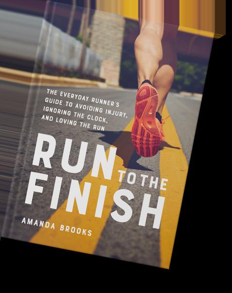 Run to the Finish Book