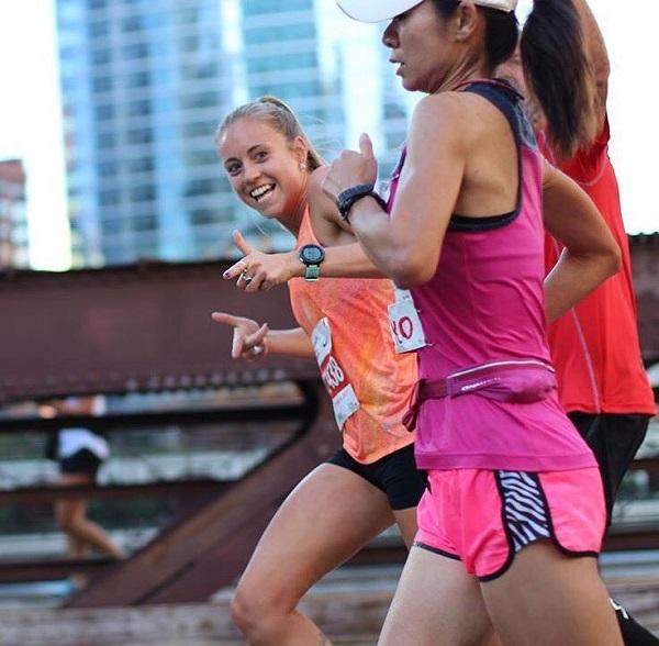 Sub 4 hour marathon training
