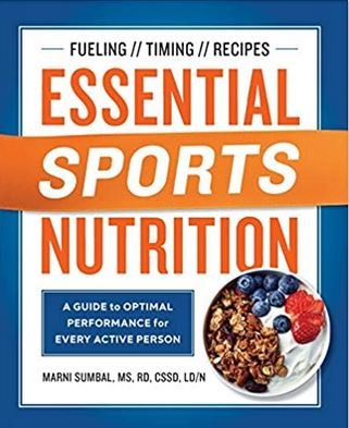 best sports nutrition books