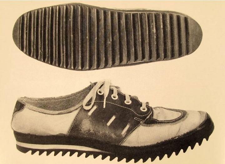 new balance first shoe