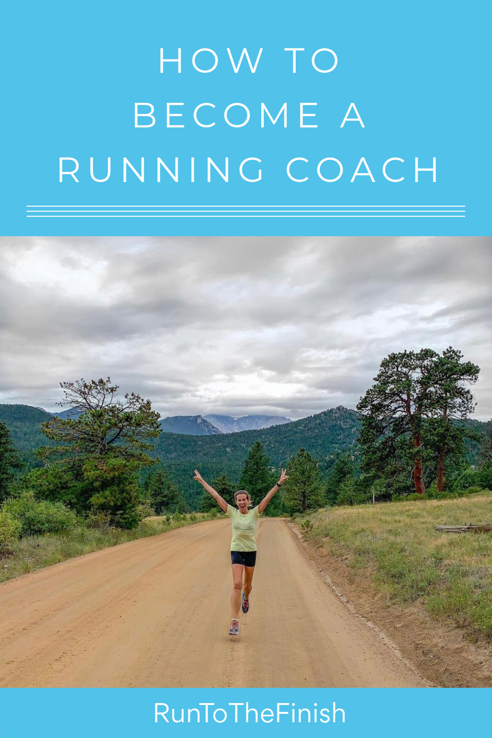 How to Become a Running Coach
