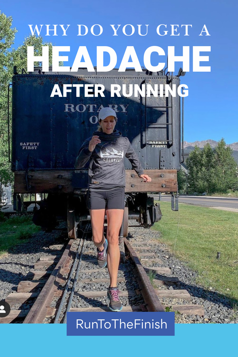 What Causes a Headache after running?