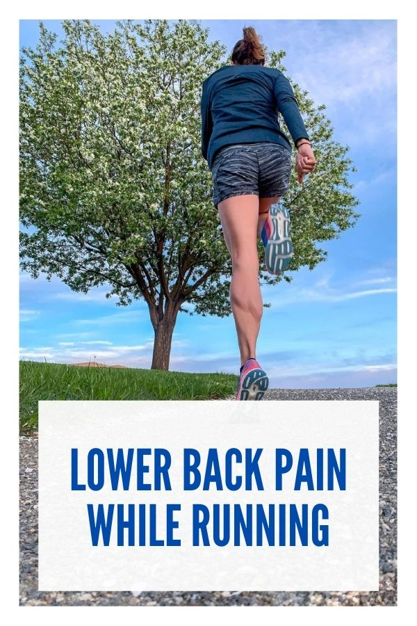 Lower Back Pain While Running
