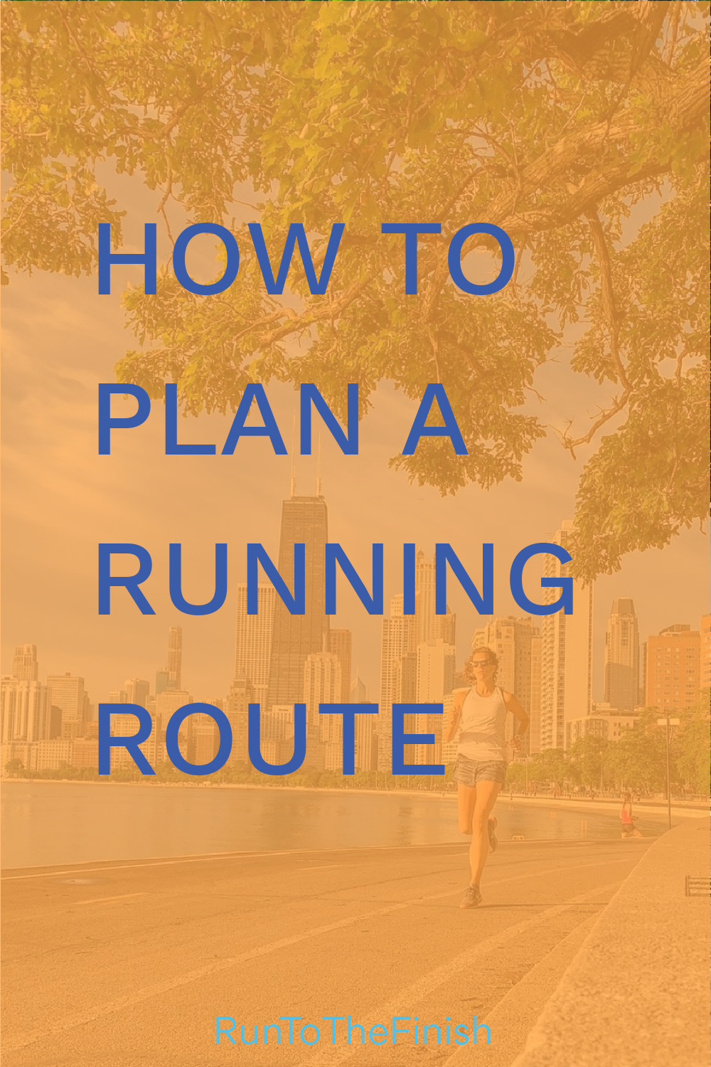 How to Plan a Running Route
