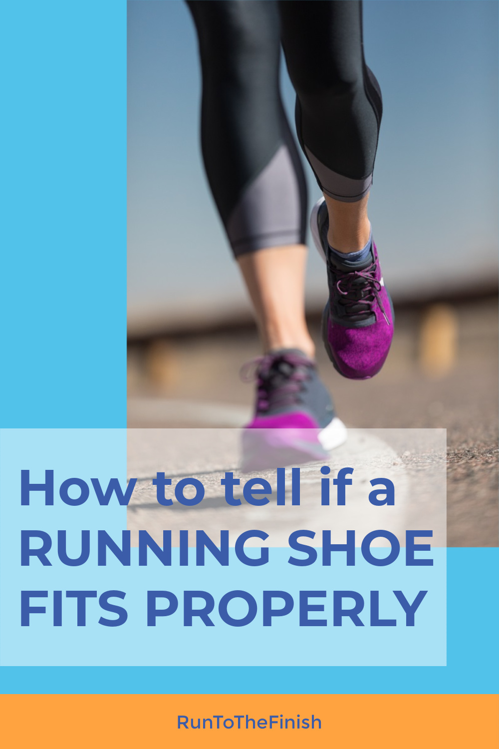 How to Tell if Running Shoes Fit
