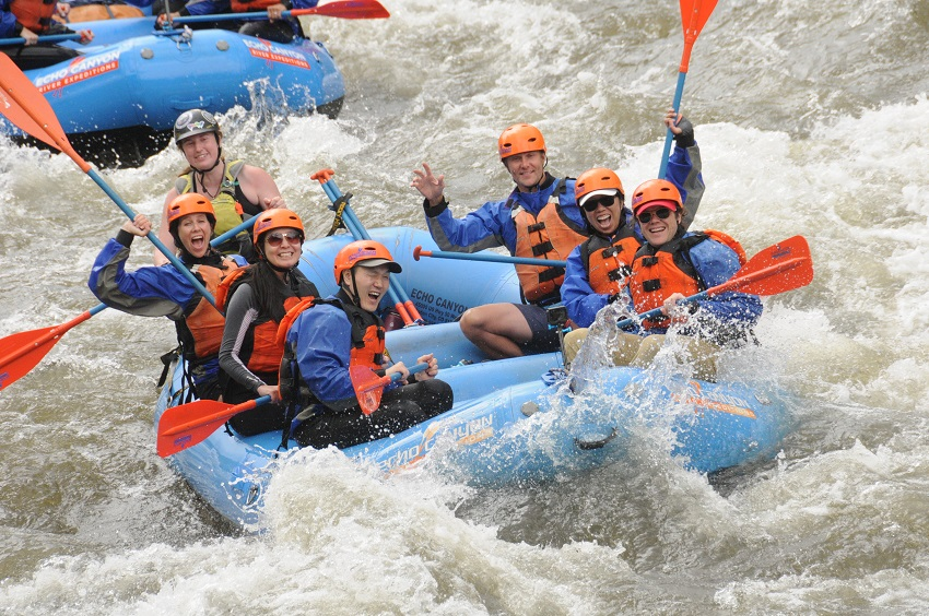 rafting royal river gorge